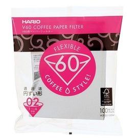 Hario V60-02 Paper Filter 100pcs