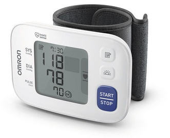 Omron RS4 HEM-6181-E Wrist Blood Pressure Monitor