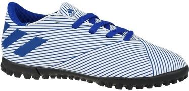 Adidas Nemeziz 19.4 TF Kids Shoes FV3313 Blue/White 32