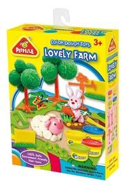 Mänguasi modelleerimis Peipeile Lovely Farm 6818-5