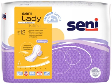 Seni Lady Comfort Mini Bladder Control Pads 12pcs