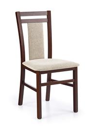 Söögitoa tool Halmar Hubert 8 Dark Walnut/Vila 2