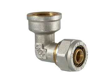 TDM Brass Pressed Elbow 1''x26mm