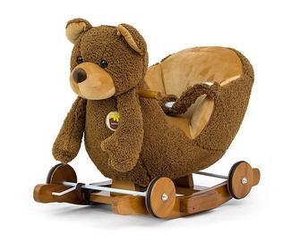 Milly Mally Rocking Bear Brown Bear