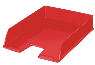 Esselte Document Tray Center Red