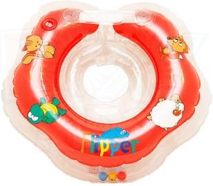 Roxy-Kids Flipper Bath Neck Rings BY-SR024 Red