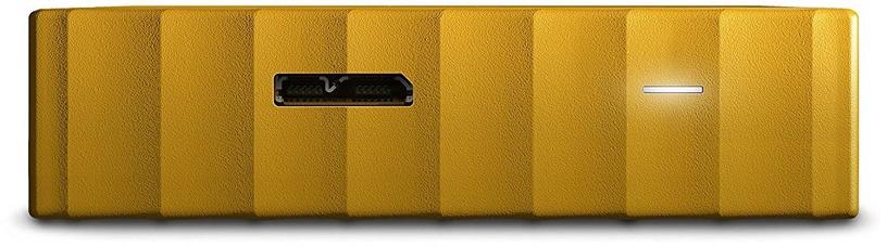Western Digital 4TB My Passport USB 3.0 Yellow WDBYFT0040BYL-WESN