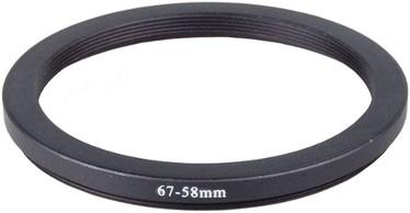Kaiser 67-58mm Filter Adapter Ring