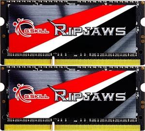 Operatiivmälu (RAM) G.SKILL RipJaws F3-1600C9D-8GRSL DDR3L (SO-DIMM) 8 GB
