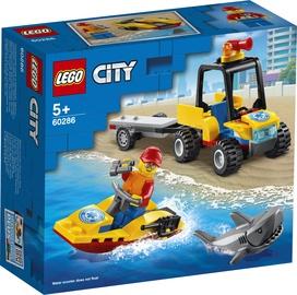 KONSTRUKTOR LEGO CITY VETELPÄÄSTJA 60286
