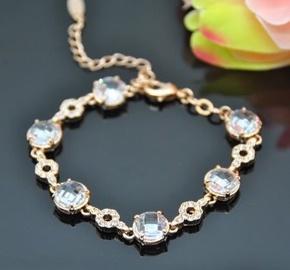 Vincento Bracelet With Stellux Crystal CB-1087