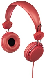 Hama Joy Stereo Headphones Red