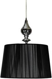 Candellux Gillenia Hanging Ceiling Lamp 60W E27 Black