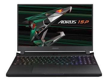 """Sülearvuti Gigabyte Aorus 15P KC 8DE2130SH Intel® Core™ i5, 16GB/512GB, 15.6"""""""