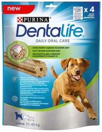 Purina Dog DentaLife Daily Oral Care 142g Large