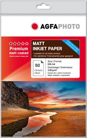 AgfaPhoto Premium Matt Photo Paper A4 50pcs