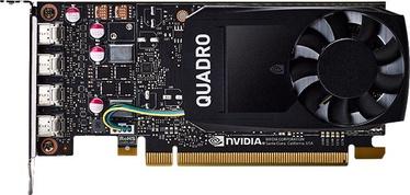 Fujitsu Quadro P1000 4GB GDDR5 PCIE S26361-F2222-L104