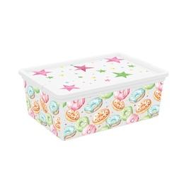 KIS C-Box Portobello Storage Box With Lid 11l