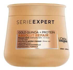 Маска для волос L`Oréal Professionnel Absolut Repair Gold Quinoa + Protein, 250 мл