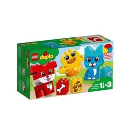 LEGO DUPLO My First Puzzle Pets 10858