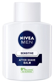 Nivea Men Sensitive After Shave Balm 0% Alcohol 100ml