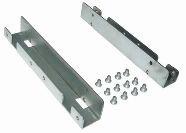"""Gembird Metal Mounting Frame for 2 x 2.5'' HDD/SSD to 3.5"""""""
