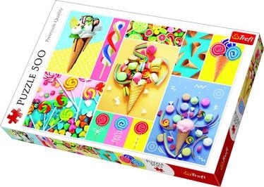 Trefl Favorite Sweets Puzzle 500pcs 37335