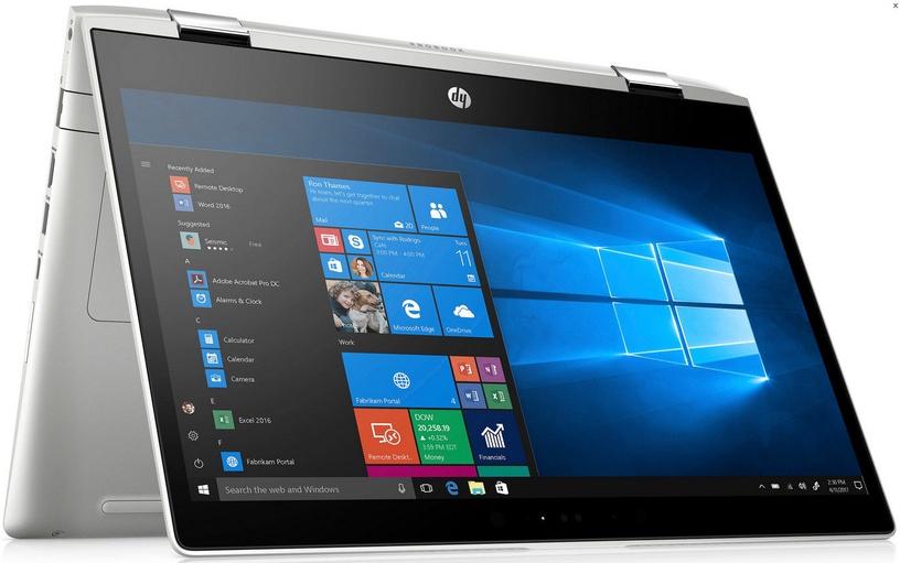 HP ProBook x360 440 G1 Black/Silver 4LS89EA#B1R