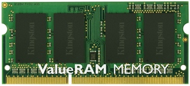 Kingston 2GB DDR3 PC3-12800 CL11 SO-DIMM KVR16S11S6/2