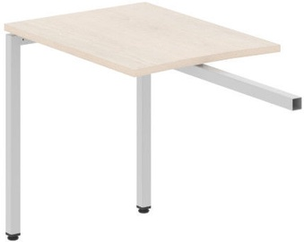Skyland Table Part XSR 889 Beech Tiara/Aluminium
