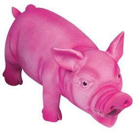 Karlie Flamingo Dog Toy Pig Pink