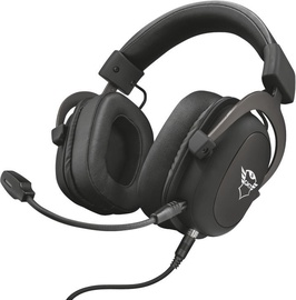Trust GXT 414 Zamak Premium Over-Ear Gaming Headset Black