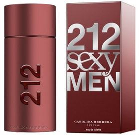 Carolina Herrera 212 Sexy 50ml EDT