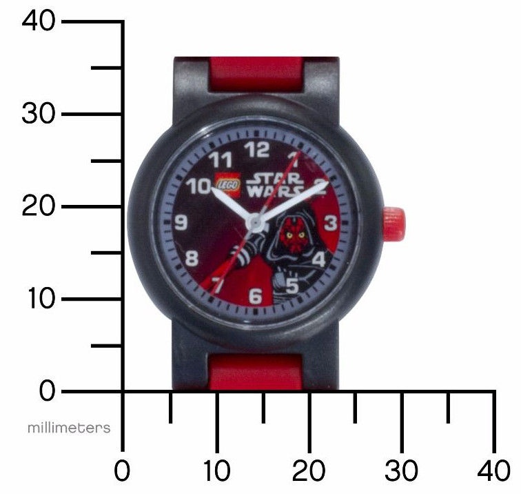 LEGO Minifigure Link Buildable Watch Darth Maul 8020431