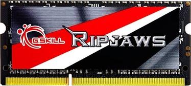 G.SKILL RipJaws 4GB 1600MHz CL9 DDR3L SODIMM F3-1600C9S-4GRSL