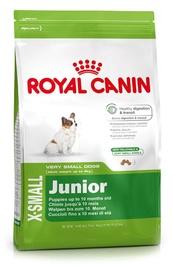 Koeratoit Royal Canin X-Small Junior, 1,5 kg