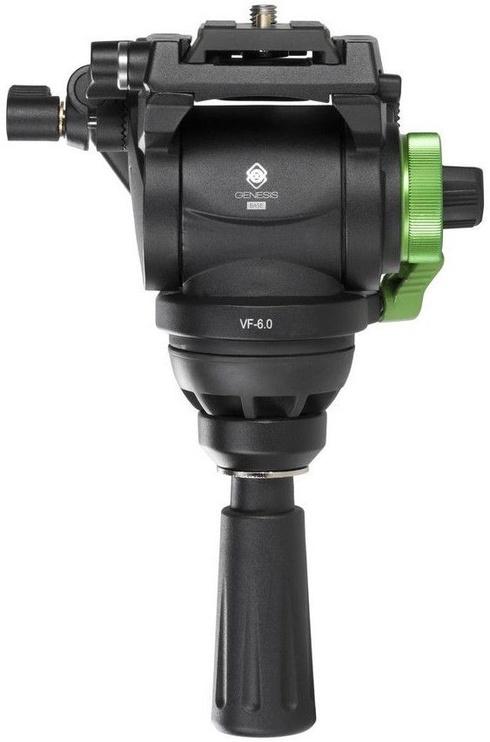 Genesis VF-6.0 Video Fluid Head
