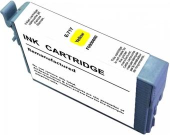 Uprint Cartridge For Epson 10ml Yellow