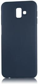 Mocco Liquid Silicone Soft Back Case Samsung Galaxy A41 Blue
