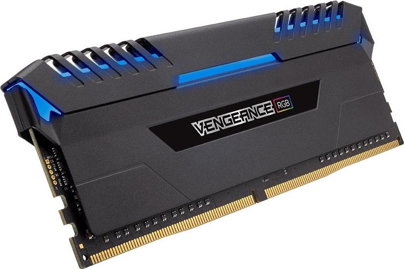 Corsair Vengeance RGB Series 16GB 3600MHz CL18 DDR4 DIMM KIT OF 2 CMR16GX4M2C3600C18