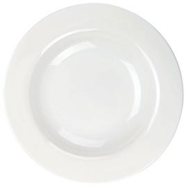 Arcoroc Ivoire Deep Plate 22cm