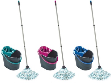 Leifheit Classic Mop Anniversary Edition New Floor Cleaning Kit Assort
