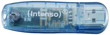USB флеш-накопитель Intenso Rainbow Line, USB 2.0, 4 GB