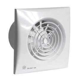Ventilaator Europlast Silent 10CRZ, 100 mm, taimeriga