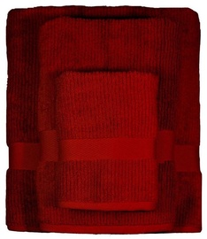 Ardenza Frida Terry Towels Set 3pcs Red