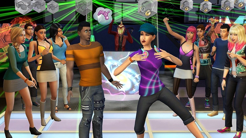 Sims 4: Get Together Expansion Pack PC