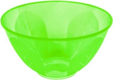 BranQ Cykoria Plastic Bowl Transparent 5L