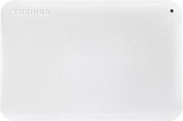 "Toshiba Canvio Ready 1TB 2.5"" USB 3.0 White"