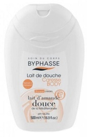 Byphasse Caresse Shower Lotion Sweet Almond Milk 500ml