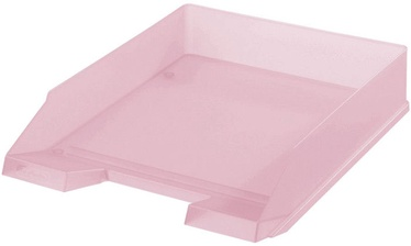 Herlitz Document Tray Pastel Pink